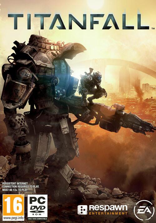 Titanfall - Packshot