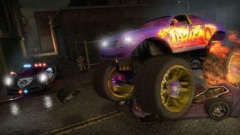 Screenshot3 - Saints Row IV - 100% Uncut download