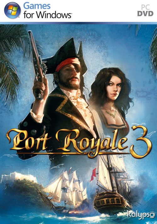 Port Royale 3 - Packshot