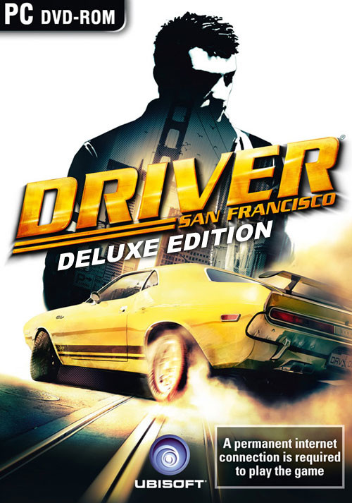Driver: San Francisco - Deluxe Edition - Packshot
