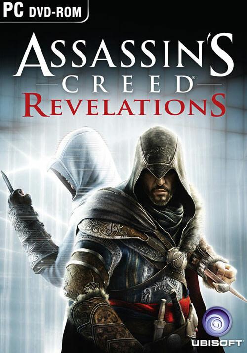 Assassin's Creed Revelations - Packshot
