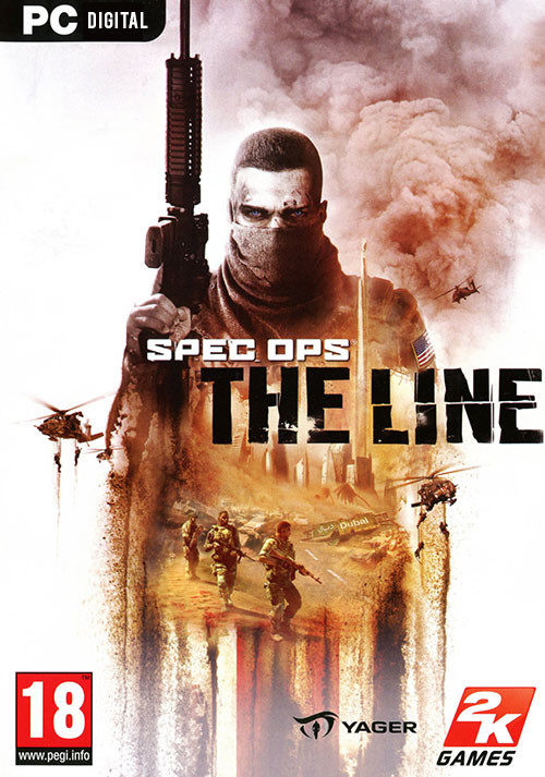 Spec Ops: The Line - Packshot
