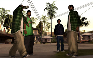 Screenshot4 - Grand Theft Auto: San Andreas download