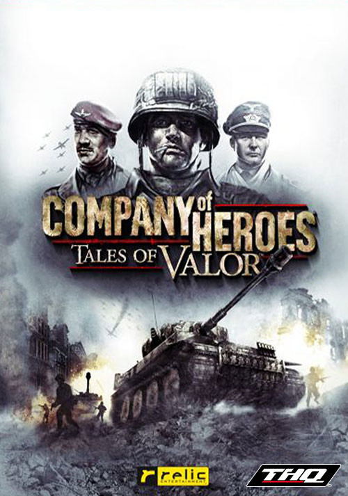 Company of Heroes: Tales of Valor - Packshot