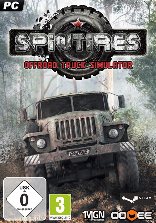 spintires offroad truck simulator steam key f r pc online kaufen. Black Bedroom Furniture Sets. Home Design Ideas