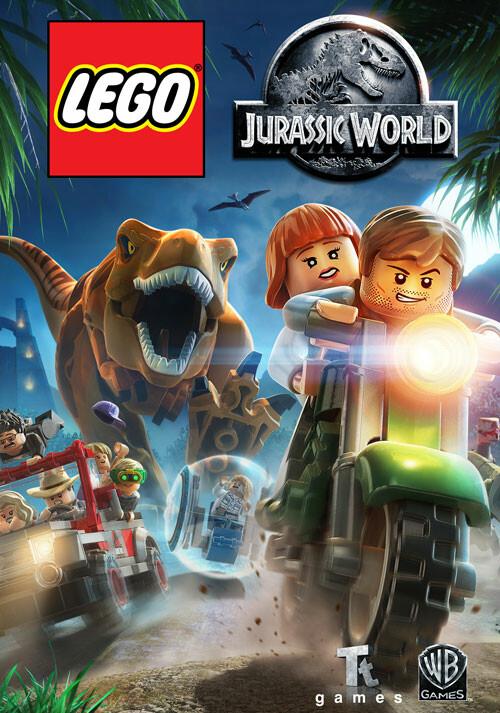 Acheter et t l charger lego jurassic world cl steam sur pc - Telecharger jurassic park 4 ...