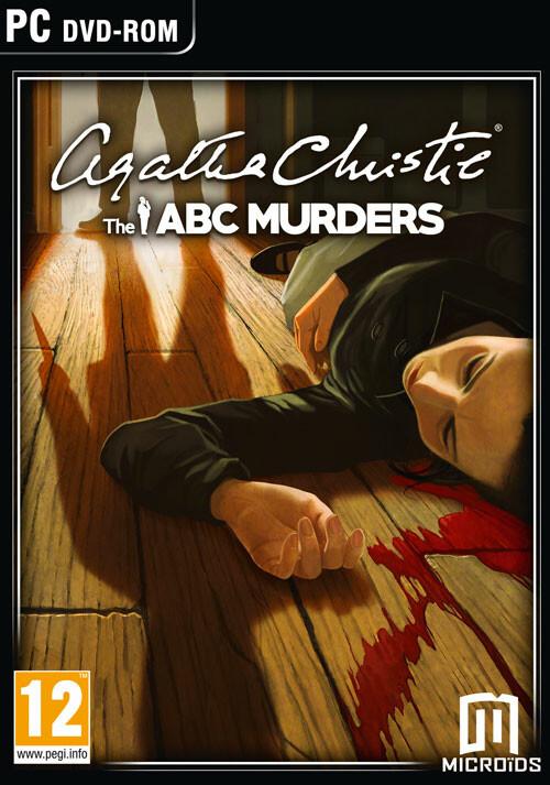 احدث العاب الجريمة والالغاز Agatha Christie The ABC Murders كاملة